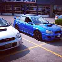 2005 Subaru STi for sale or trade
