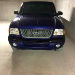 2003 Ford Ranger Edge Truck Kitchener / Waterloo Kitchener Area image 1