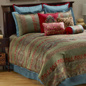 Ceranesi 4-Pc. Comforter Set - Cal. King NEW