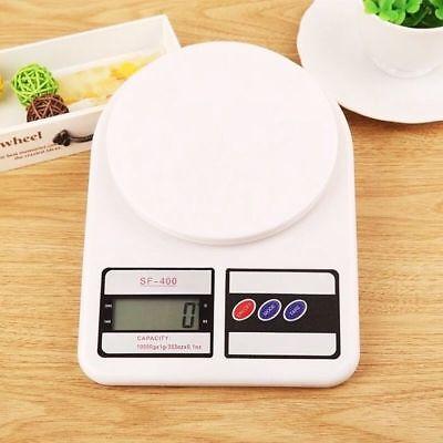 10kg/1g Bascula de peso alimentos cocina digital electronica precision HerraQ7V7, usado segunda mano  Embacar hacia Spain