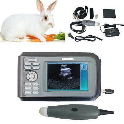 Vet Veterinary Ultrasound Scanner Machine For Farm Animals Waterdust-proof