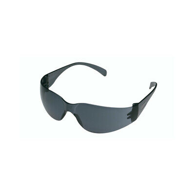 New 3m Safety Glasses Gray Lens Gray Frame 90954h1-dc-20