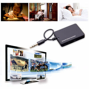 Portable Wireless Bluetooth Stereo Transmitter and Adapter for T