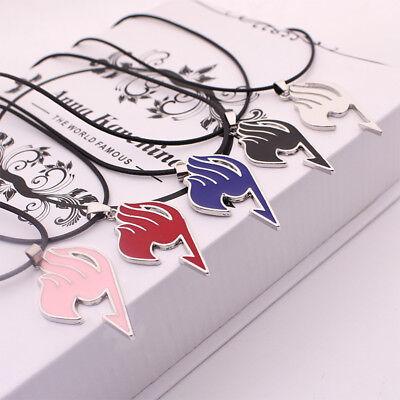 Fairy Tail Guild Logo Alloy Necklace Magister Naz Geometric Halloween Gift