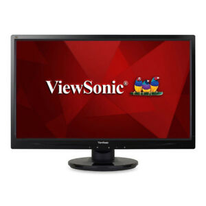 ViewSonic VA2246M-LED 22-Inch LED-Lit Monitor, Black