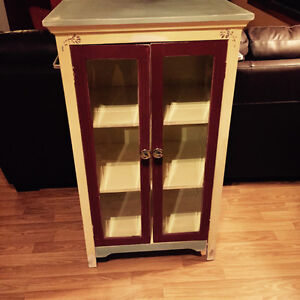 Country Cottage Cabinet