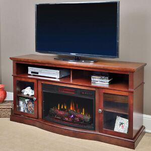Electric Fireplace - TV Entertainment Center - Model 25MM5326
