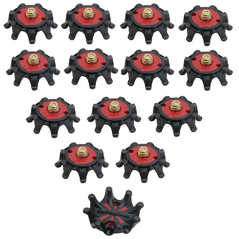 14Pcs Golf Shoe Spikes Replace Screw-in Removal New