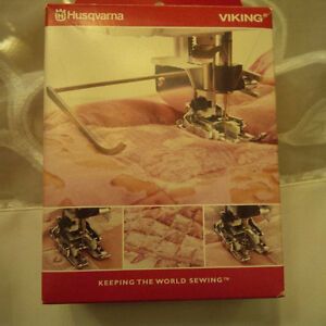 Husqvarna Viking - Walking Foot - Dual Feed Foot