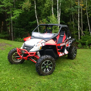 2014 Wildcat X 1000 trade for Can Am Outlander