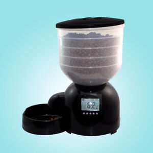 AUTO PET FEEDER! Want to Travel But No One Feed Your Pets?