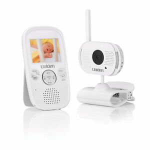 Uniden Baby Monitor with Indoor Portable Camera