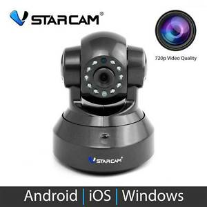 VSTARCAM WIFI IP Security Camera 720P HD Home Monitoring Welshpool Canning Area Preview