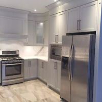 $3,000 for brand new customized kitchen cabinet