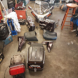 1983 Honda Silverwing parts for sale