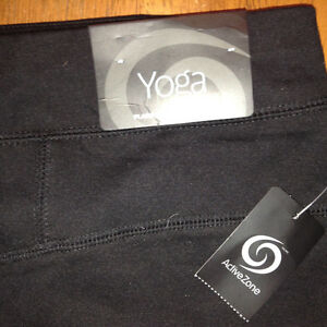 NEW (Tags On) Ladies YOGA PANTS (Size 4X)