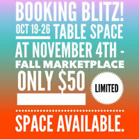 Fall Marketplace - Ajax - VENDORS WANTED * SPECIAL PRICE*