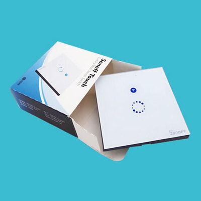 Sonoff Touch WiFi Schalter Smart Home Automation Lichtschalter Wandschalter EU