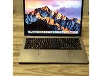 Apple MacBook Pro **2017** 13 inch RETINA Core i5 2.3 Ghz 16gb Ram 256GB SSD Logic ProX Office