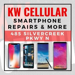 iPhone 7 Screen Repair & More at KW Cellular: Buy & Sell, Repair Services, Accessories