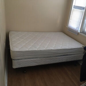 Lifecare posture rest double bed in close to new condition