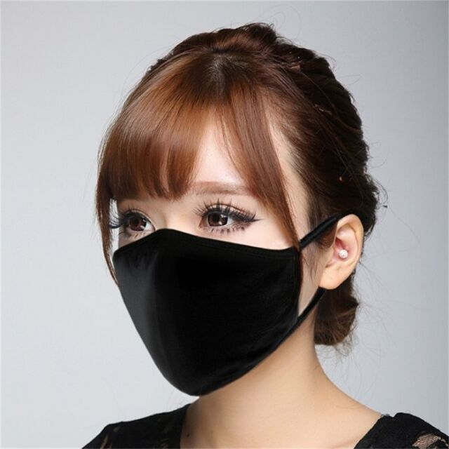 Unisex Mens Womens Cycling Anti-Dust Cotton Mouth Face Mask Respirator U1