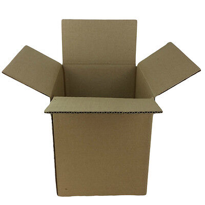 25 - 5 X 5 X 5 Corrugated Carton Boxes