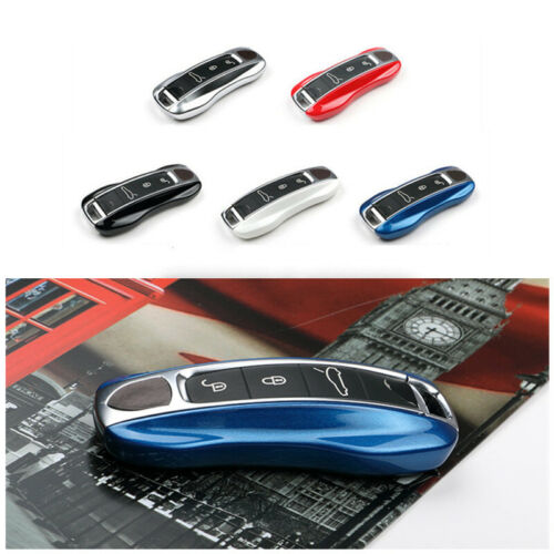 Benz Key Cover-Carbon Fiber TOMALL Key Fob Cover Plastic Carbon Fiber Pattern Luxury Car Key