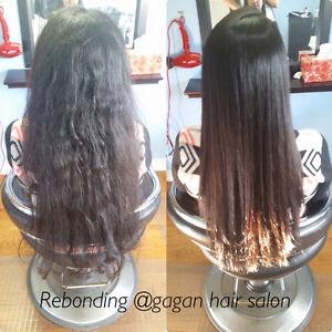 OLAPLEX TREATMENT JAPANESE HAIR STRAIGHTENING SPECIALIST London Ontario image 1