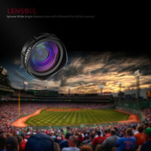 Brand New Wide Angle Lens Clip on for iPhones, Android,Samsung