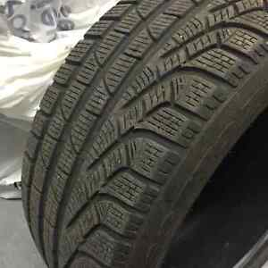 Pirelli Sottozero 18 inch winter tires