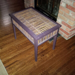 End table or coffee table