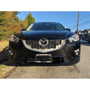 2015 Mazda CX5 GT AWD Fully Loaded 26,700km only