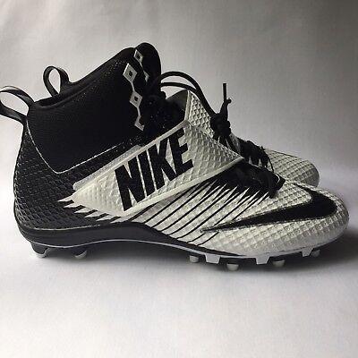 e80d63c07 Nike Lunarbeast Strike Pro 3 4 TD Football Cleats Men s Size 11 833421-100
