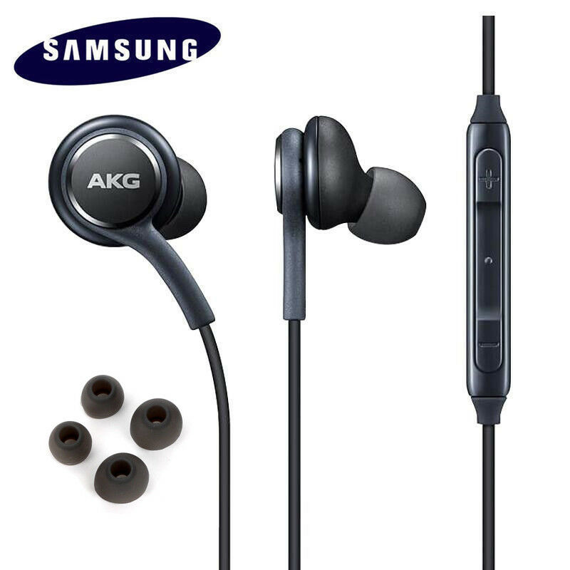 Original Samsung Galaxy S9 S8 S8+ Note 8 EarBuds Headphones