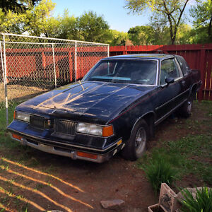 1987 Cutlass Supreme Brougham Edition *PARTS CAR / PROJECT CAR*