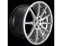 "19"" AVA New York on tyres for a Golf MK5 MK6 MK7 Jetta Caddy ETC"