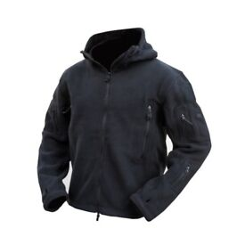 Brand New Recon Tactical Hoodie - Black