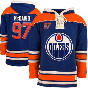 Connor McDavid Jersey Lacer Hoodie at JJ Sports!