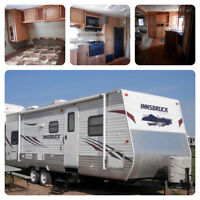 Travel Trailer Rentals -Aug long is booked