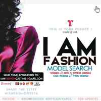 Model search For Fashion Show - Take Your Chance !