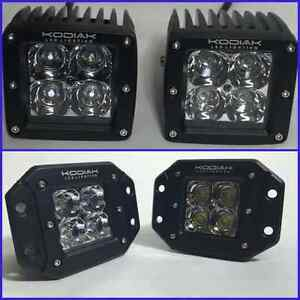 LED PODS / CUBES Big Light Compact Size KODIAK LED