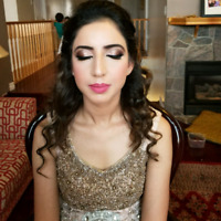 $50 PARTY MAKEUP SPECIAL(PROFESSIONAL HAIR & MAKEUP ARTIST)