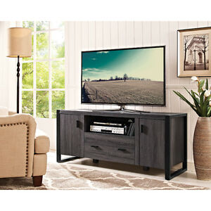*ELEMENTS* CURVE 55in TV STAND (CV100EC) - ASH GREY