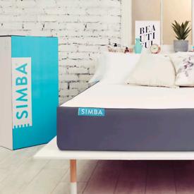 Simba Hybrid Pro Mattresses. DOUBLE, KING & KING SIZE AVAILABLE