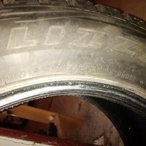Set of 4 P275/55R20 Winter Tires London Ontario image 3