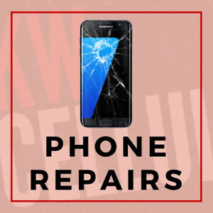 KW Cellular: Smartphone Repair Services - Walk Ins Welcome!