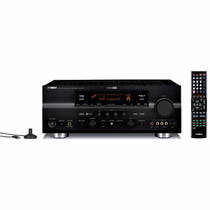 Yamaha 7.2 Home theatre receiver 2/1 HDMI with remote controll