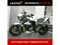 2018 '68 Triumph Street Triple 765 RS ABS. 1 Owner. Seat Cowl, Tail Tidy. £7,295