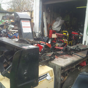 SNOW BLOWER TO FIT SEARS LAWN TRACTOR Kawartha Lakes Peterborough Area image 5